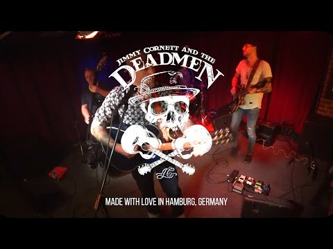 Hier kommen Jimmy Cornett and the Deadmen