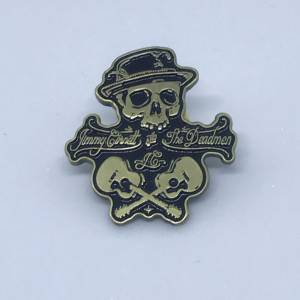 Jimmy Cornett and the Deadmen Pin-Nadel